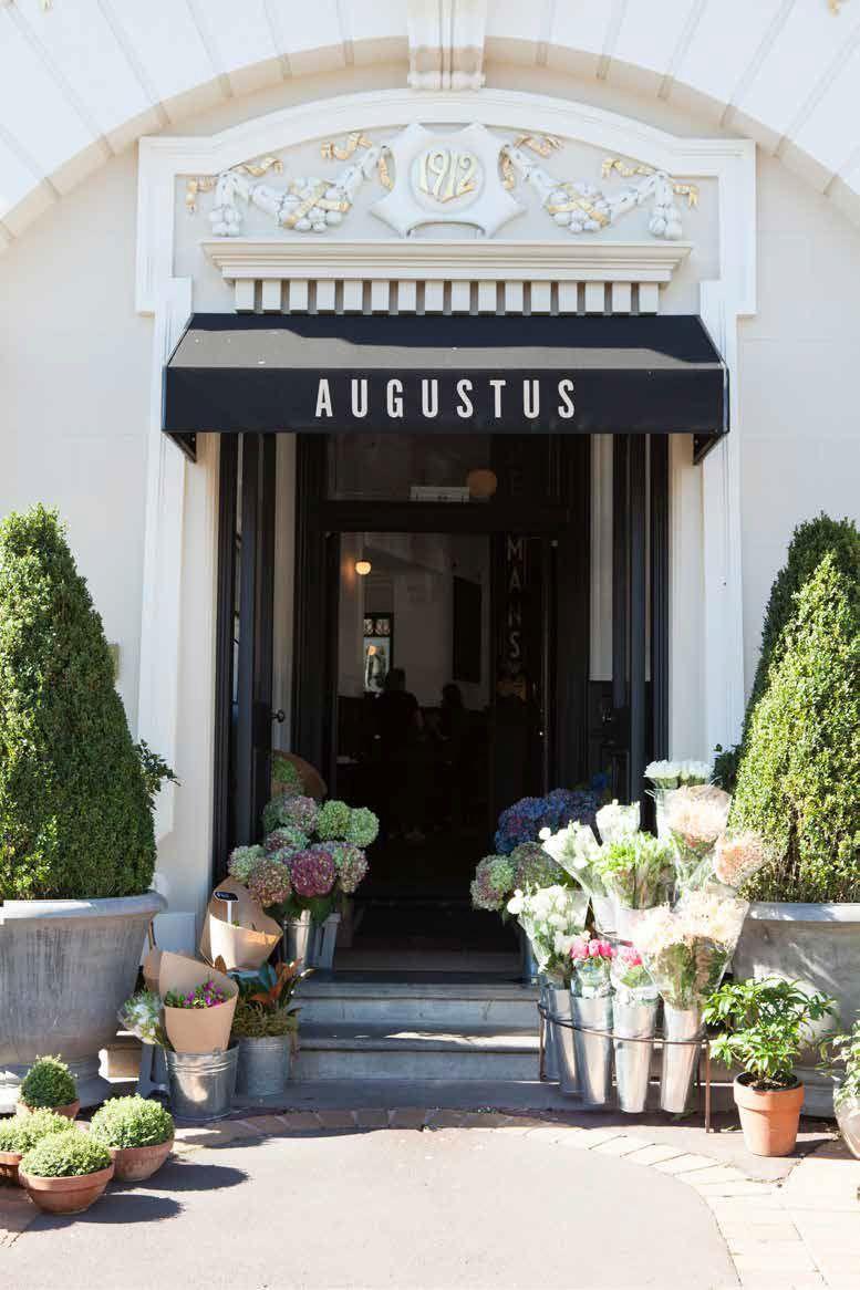 Augustus Bistro Thonet