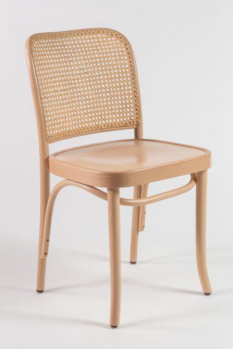 Hoffmann Cane Chair Thonet
